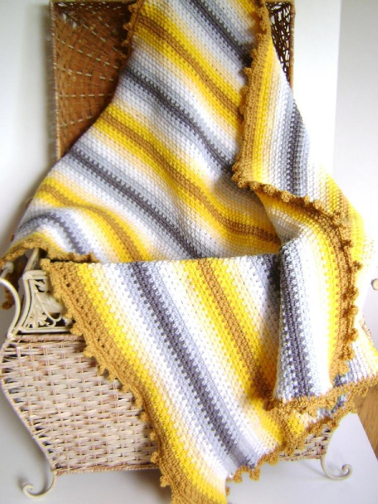 Grey Gardens Blanket Crochet Pattern By Creative Designs