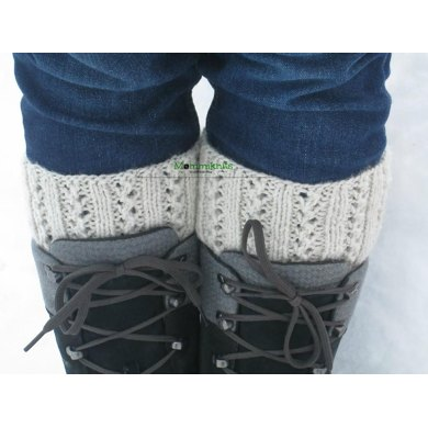 Country Chic Boot Cuffs