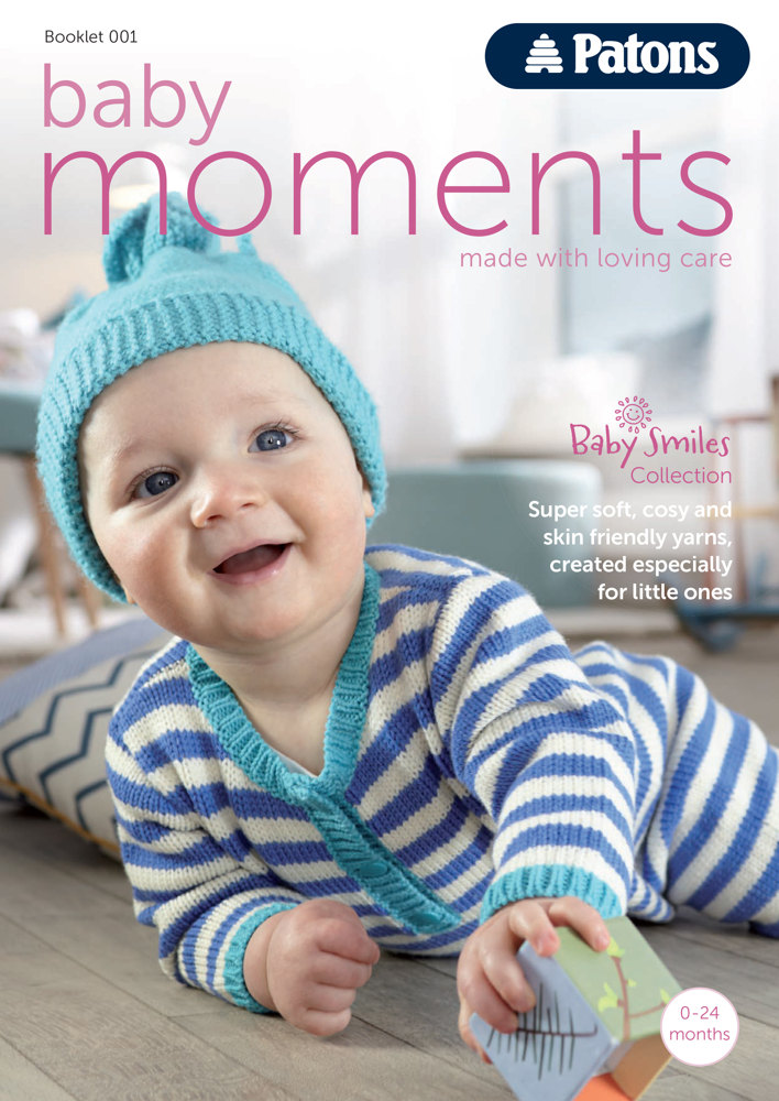Patons Baby Moments 001
