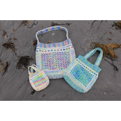 Knitting Pattern Lucy Bag : Fiesta Bag Knitting pattern by Lucy Neatby