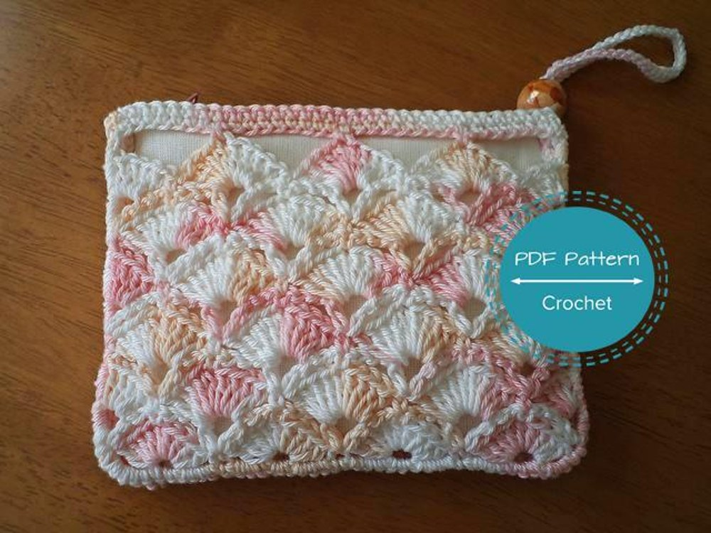 Zip Coin Purse Crochet Pattern By Need A Craft Room