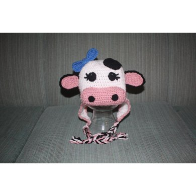 Cow or Bull Hat Pattern