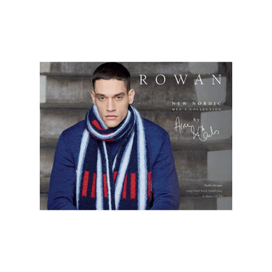A & C New Nordic Men's Collection by Rowan