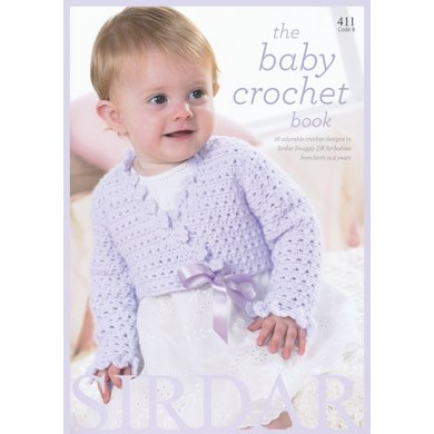 The Baby Crochet Book - 411