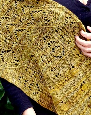 Over Firth of Forth Convertible Shawl
