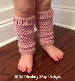 On Your Toes Leg Warmers - Baby, Toddler, Child