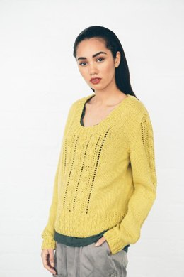 Homespun sweater