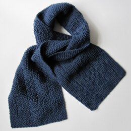 Reversible scarf #1