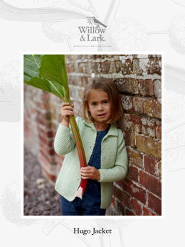 Hugo Jacket in Willow & Lark Nest - Downloadable PDF