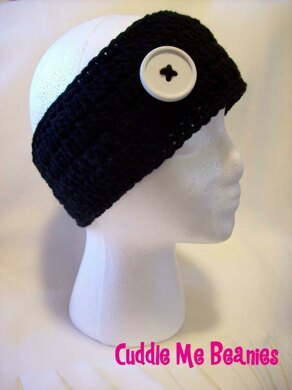 660a2918a HeadBand Ear Warmer Crochet pattern by April Bennett