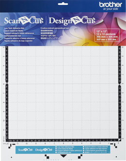 """Brother International Brother ScanNCut Low Tack Mat 12""""x12"""" - Low Tack"""