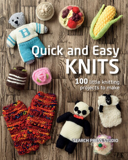 Quick and Easy Knits by Search Press