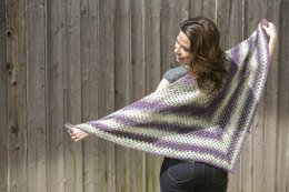 Beginner's Triangle Shawl