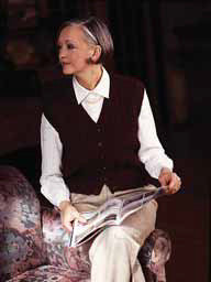Classic Cables Waistcoat in Patons Astra