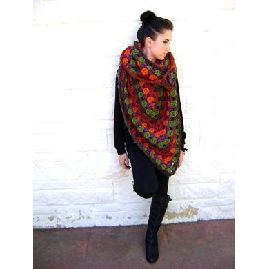 Giant Fall Scarf