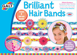 Galt Toys Brilliant Hair Bands - 20 x 28 x 5cm