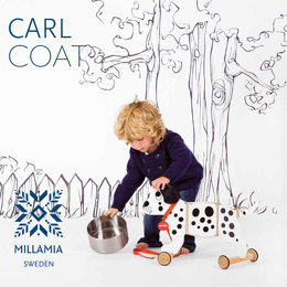 Carl Coat in MillaMia Naturally Soft Merino - Downloadable PDF