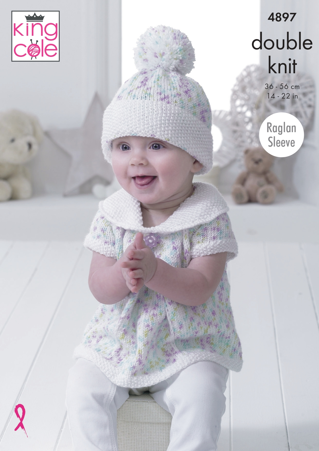 Baby & Toddler Clothing Clothing, Shoes & Accessories Brand New Hand Knitted Children's Hat Age 18-24 Months Clients First