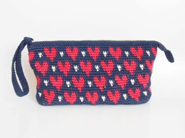 Hearts Clutch