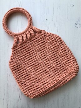 Summer Hoop Bag