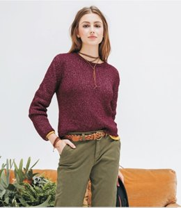 Sweater in Phildar Phil Cage - 267 - Downloadable PDF