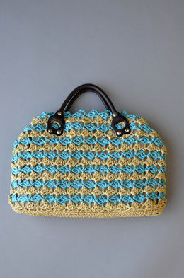 Loop Bag in Universal Yarn Yashi - Downloadable PDF