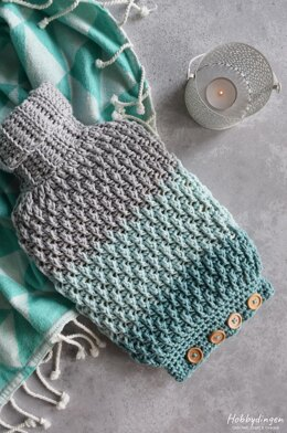Cozy Hot Water Bottle Cover