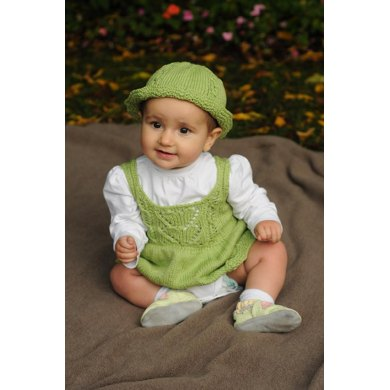 Little Lulu Baby Sun Dress & Hat
