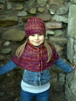 Verve Hat and Cowl Set