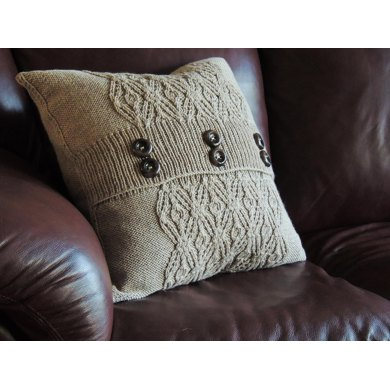 Crossing Paths Cushion Cover