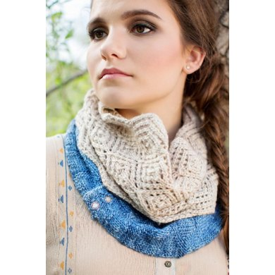 Diamonds & Lace Convertible Scarf