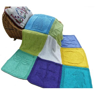 Lighthouse Magic and Nature's Child Baby Blankets