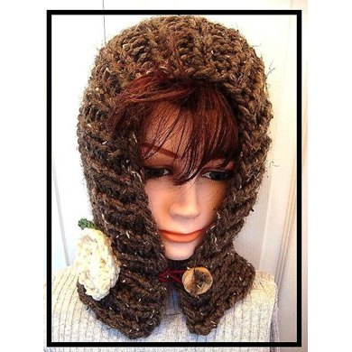 507, KNITTED HOOD