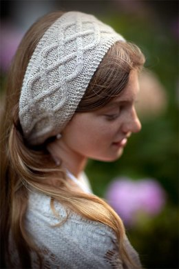 Headband Knitting Patterns Loveknitting