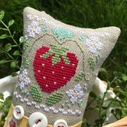 Luhu Stitches Little Summer Fling - June - Downloadable PDF