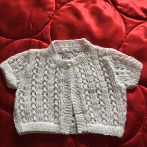 Cardigans In Sirdar Snuggly Baby Bamboo Dk 1325