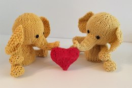 Knitkinz Hadoop Elephant - for Your Office