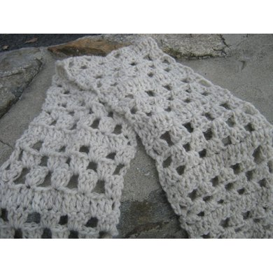 Charity Granny Scarf