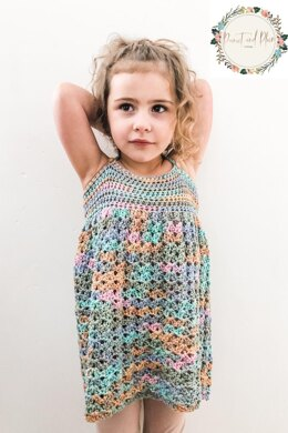 Over The Rainbow Cotton dress