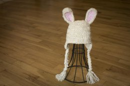 Baby Bunny Rabbit Hat Pattern Quick and Easy