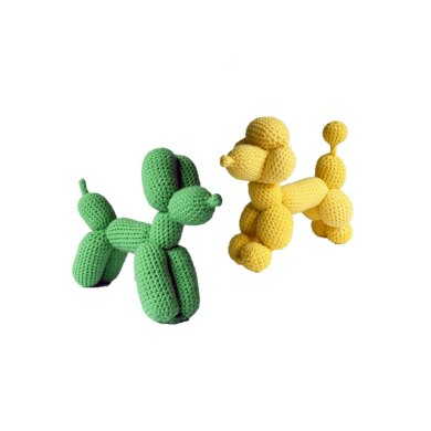 Balloon Dogs Set