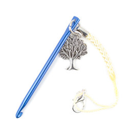 Tree of Life Mini Crochet Hook