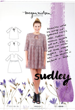 Megan Nielsen Sudley Dress and Blouse MN2004 - Sewing Pattern