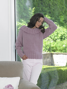 Sweater In Stylecraft Weekender Super Chunky - 8779