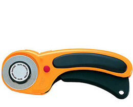 Olfa 45mm Deluxe Ergonomic Rotary Cutter