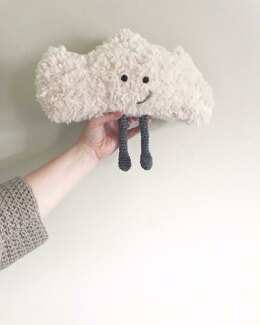 Clarence the Cloud Stuffie