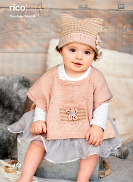 Ponchos and Hats in Rico Baby Classic DK - 462 - Downloadable PDF