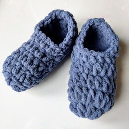Toddler Oh So Plush! House Slippers