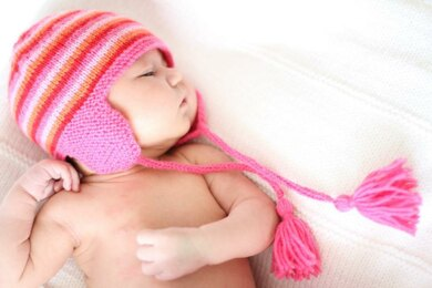 Sophie Hat- Baby Cakes by Little Cupcakes - Bc29
