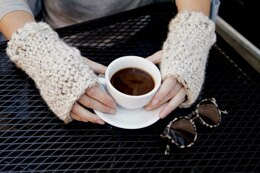 Shoreline Fingerless Gloves